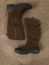 The North Face Women's winter boots Size 9.5 Brown