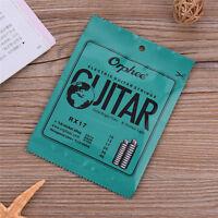 New Orphee RX17 Regular Slinky(.010-.046) Electric Guitar Strings Steel String