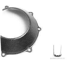 CLUTCH COVER SBK SHINED CARBON FIBER LEA COMPONENTS DUCATI 1198 1198 SP '11