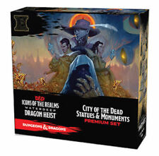 City of the Dead Statues & Monuments Waterdeep Dragon Heist Case Incentive - D&D