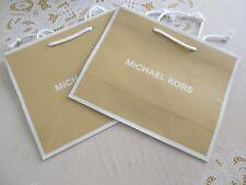 New Michael Kors Gift Bag Lot of Two