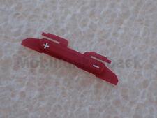 Original Nokia 6300 Volume Key | Laut- & Leiseregler | Lautstärke Rot Red NEU