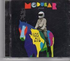 (FX452) Modular, Leave Them All Behind, 32 tracks 2CD - 2005 CD