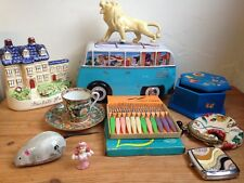 VINTAGE & MODERN, COLLECTABLES AND INTERESTING ITEMS JOB LOT