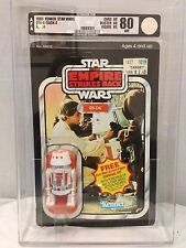 Vintage Star Wars ESB R5-D4 Action Figure 41 Back-A Survival Kit Offer AFA 80