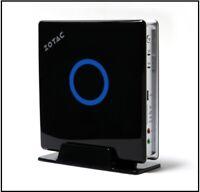 ZOTAC ZBOXHD-ID41-PLUS Atom Dual-Core D525/ Intel NM10/ 2GB/ 250GB/ WiFi/A&V&GbE