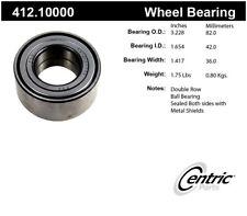 Wheel Bearing-Premium Bearings Front Centric 412.10000 fits 1989 Peugeot 405