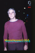 Leslie Nielsen  35mm SLIDE TRANSPARENCY 5075 PHOTO NEGATIVE