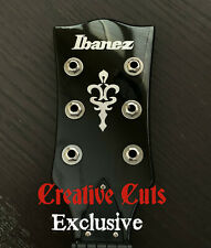 Ibanez AS style guitar headstock MOP decal set Perfect for Restoration
