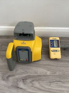 Spectra Precision LL300N Auto Levelling Rotating Laser Level + HA320 Receiver