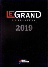 Lemke Le Grand 2019, Prospekt 1:8 Kollektion, VW Käfer und Mercedes 300 SLR