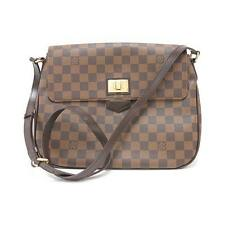 Authentic LOUIS VUITTON Damier Besace Rosebery MM N41178  #246-000-123-2219