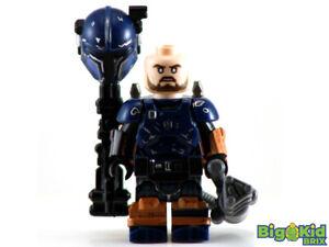 PAZ VIZLA Custom Printed on Lego Minifigure w/Custom Gear & Weapons! Star Wars