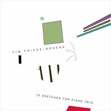 10 Sketches for Piano Trio by Tim Friese-Greene (CD, Jun-2009, LTM)