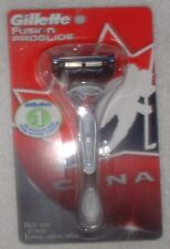 Gillette Fusion ProGlide SilverTouch Razor Special packaging 2014 Winter Olympic