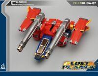 Transformations MFT Diaclone toy DA-07 super universe Equipment Action Figure