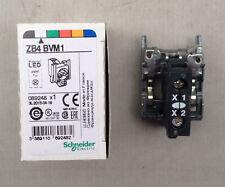 SCHNEIDER XB4 LIGHT BLOCK LED WHITE ZB4BVM1 SCREW TERMINAL