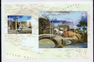 Albania, Europa 2020-booklet, MNH