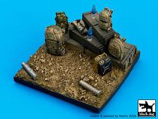 Blackdog Models 1/35 U.S. ARMY BASE Resin Display Base