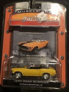 1970 Ford Mustang Convertible BF Goodrich Greenlight Muscle Car Garage Series 1