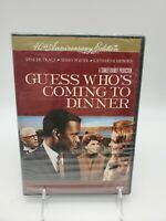 Guess Who's Coming to Dinner [40th Anniversary Edition] DVD Movie NEW SEALED
