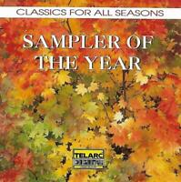 Various Artists - Sampler of The Year (CD) (1993)