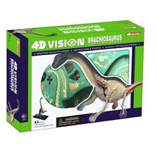 Brachiosaurus Anatomy Model/Puzzle, 4D Vision Kit #26094 Tedco Science Toys