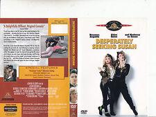 Desperately Seeking Susan-1985-Rosanna Arquette-Movie-DVD