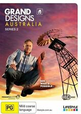 Grand Designs Australia : Series 2 (DVD, 2012, 3-Disc Set).
