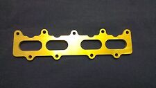 Toyota 1.6 4AGE 16v LP Inlet Manifold Flange  Plate ALU Bike Carbs MR2 Corolla