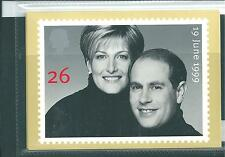 GB-schede PHQ - 1999-ROYAL WEDDING-SET COMPLETO MINT