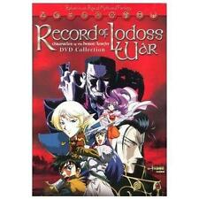 Anime Test Drive: Record of Lodoss War (DVD, 2003) NEW#