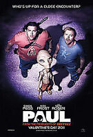Paul (Blu-ray + DVD), Very Good DVD, Simon Pegg,Seth Rogen,Sigourney Weaver,Jeff