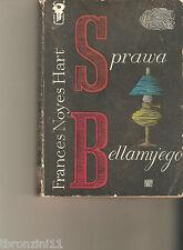SPRAWA BELLAMY'EGO - F.N.HART - 1970 - IN POLACCO