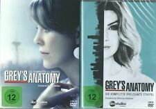 Grey's ( Greys ) Anatomy - Season/ Staffel 11 + 12 + 13 - Neu & OVP