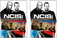 6 DVDs * NCIS : LOS ANGELES - STAFFEL / SEASON 5 ( 5.1 + 5.2 )  ~ MB # NEU OVP +