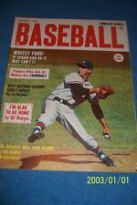 1962 BASEBALL Milwaukee Braves WARREN SPAHN 40 Years Old is He The BEST EVER?