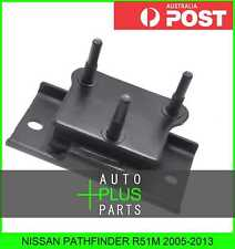 Fits NISSAN PATHFINDER R51M 2005-2013 - Rear Engine Motor Mount Rubber
