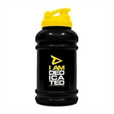 Dedicated Nutrition Gym Running Fitness Water Bottle Jug With Sports Cap 2 Litre
