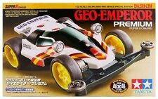 Tamiya 95277 1/32 Mini 4WD Car Kit Super II Chassis Geo Emperor Premium Dash-CB1