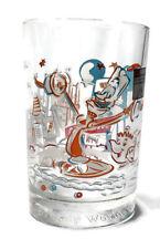 "Walt Disney World Remember the Magic ""Hollywood Vines Lumiere"" Glass 25 yrs"