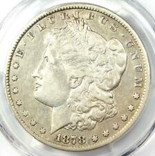 1878-CC Morgan Silver Dollar $1 Carson City Coin - Certified PCGS VF30