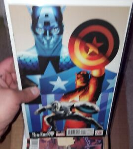 THE PUNISHER #1 Captain America 75th Anniversary AVENGERS Variant NM LOW PRINT🔥