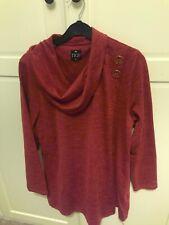 Pink tigi jumper size 10/12