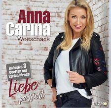 Liebe passiert von Anna-Carina Woitschack u.a. Stefan Mross (2018) CD OVP