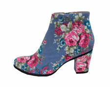 Denim Med (1 in. to 2 3/4 in.) Boots for Women