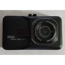 Full HD 1080P Dual Lens Vehicle Blackbox DVR