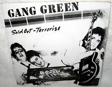 "GANG GREEN Sold Out 7"" EP SKATE PUNK Hardcore FU'S The Freeze JFA DRI SNFU New X"