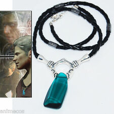 DMC5 Devil May Cry 5 Vergil 925 Sterling Silver Necklace Pendant Cosplay Prop