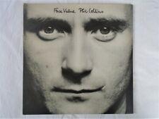 Phil Collins Face Value LP Virgin V2185 EX/VG  1981 Face Value